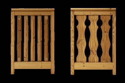 Balconate - Engaz Arte del Legno