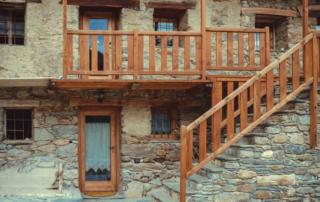Balconate - Engaz - Arte del legno
