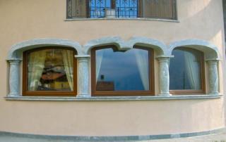 Finestra - Engaz - Arte del Legno