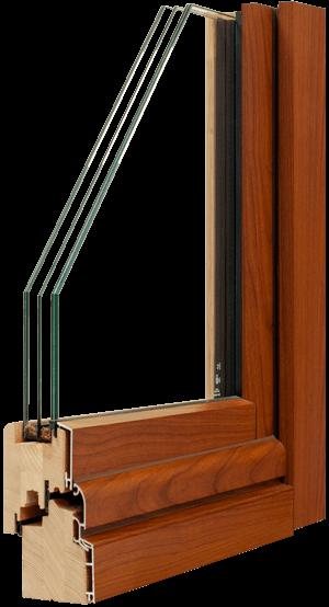 Linea Legna/Alluminio - Engaz - Arte del Legno